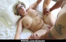 Young cutie with big butt and boobs Sunny Hart fucked good